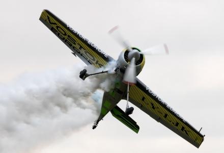 Trójka wspaniałych! Wybitni piloci akrobacyjni znów zagoszczą na nowotarskim niebie!