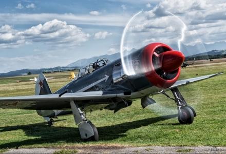 Yak-3U nietuzinkowa sylwetka i zawrotna prędkość